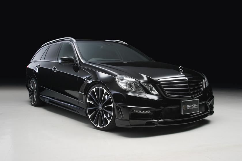 E Class Black Bison WALD【Mercedes Benz E...