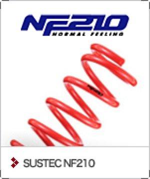 画像1: 送料無料【トヨタ ヴェルファイア AGH30W】TANABE・タナベ サステックプロ NF210 ダウンサス1台分セット
