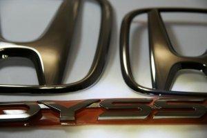 画像4: 【カラーメッキエンブレム】ホンダ RB3オデッセイ 3点セット (フロントHマーク、リアHマーク、ODYSSEYロゴ)