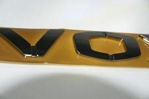 画像3: エンブレム ブラックメッキ【トヨタ  ヴォクシー70系】リア VOXYロゴ