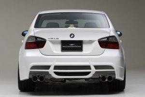 画像5: エアロパーツ3点KIT 【BMW 3シリーズ E90/E91 セダン 〜'08y】 WALD・ヴァルド SPORTS LINE・スポーツライン フロントバンパースポイラー・サイドステップ・リアバンパースポイラー