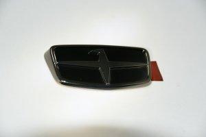 画像3: 【ブラックメッキエンブレム】ニッサン Y34グロリア ボンネットバッチ