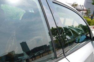 画像2: 送料無料【トヨタ マジェスタ 17系】ベイオリジナル Spiegelメッキピラーパネル  超鏡面・ブラックメッキ・他カラータイプ 6P/1台分セット
