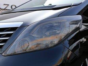 画像1: SIXTH SENSE【トヨタ アルファード 20系 前期・後期】シックスセンス ヘッドライトカバー (ライトスモーク・ドット)左右セット