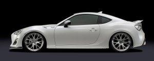 画像3: グレンツェン【トヨタ 86 ZN6 H24.04〜】FRP・フロントリップスポイラー 未塗装品
