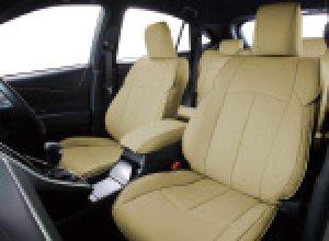 画像4: シートカバー【トヨタ エスティマ GRS50W/GRS55W/ACR50W/ACR55W 〜H28/5】Clazzio・クラッツィオ ネオ 車種専用 1台分セット