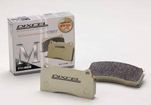 画像1: 送料無料 ブレーキパッド フロント・リアセット 【BMW ミニ クラブマン クーパー・LCI ML16・ZF16 R55】 DIXCEL・ディクセル Mタイプ 1台分セット