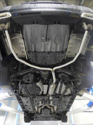 画像4: リアマフラー クラウンGRS200系 GRS200/201/202/203/204 2WD/4WD オールステンレス製