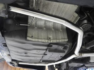 画像2: リアマフラー クラウンGRS200系 GRS200/201/202/203/204 2WD/4WD オールステンレス製