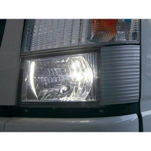 画像1: LEDバルブセット ヘッド&ポジション 【ブルーテック キャンター標準車 三菱ふそう】
