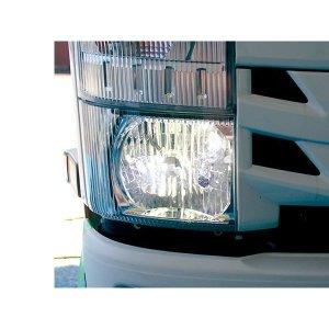 画像1: LEDヘッドライト H4 【エルフ 07 標準車 ISUZU いすゞ】