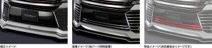 画像4: Silk Blaze・シルクブレイズ 【トヨタ ヴェルファイア  GGH/AGH/AYH 30系】 フロントバンパーグリルクロームモール