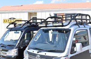 画像2: Hard Cargo Roof Rack 【ルーフラック ハイゼットジャンボ専用 S500P/S510P 】