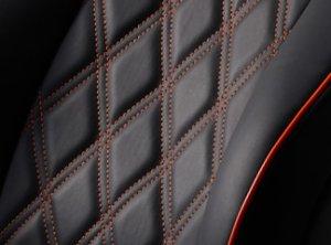 画像2: シートカバー【BMW 3シリーズ E91】ELDINE・エルディーネ 車種専用 ダイヤキルトコレクション 1台分セット